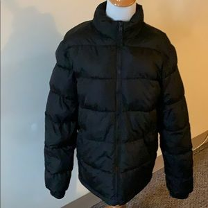 Old navy alternate down quilted jacket M